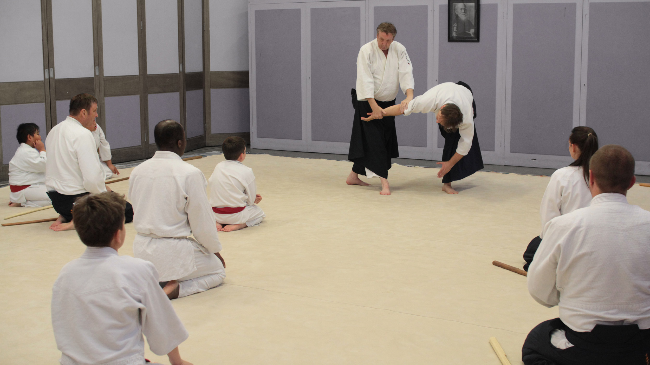 Manchester Aikido – BAF Aikido in Manchester